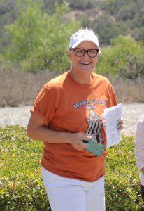 Trish Rogers, Race Organizer, Chula Vista Sunrise Rotary