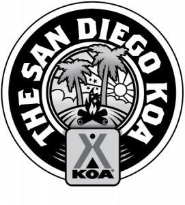 SanDiegoKOA_Logo bw