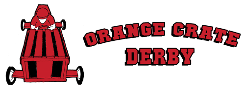 Orange Crate Derby Logo