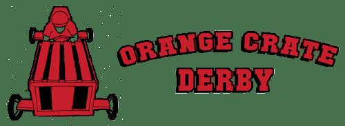 Orange Crate Derby Logo